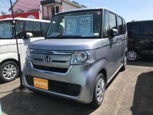ホンダ N-BOX G 届け出済み未使用車 LEDヘッドライト 電動格納ミラー