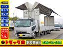 三菱ふそう/ファイター 幌ウイング 850ワイド ベット付 240PS 6MT