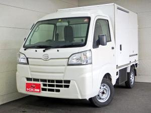 ダイハツ ハイゼットトラック 中温冷蔵冷凍車-7℃ サイドドア 樹脂スノコ AT車