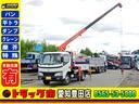 トヨタ/ダイナトラック 3段クレーン 平 2t Rジャッキ フックイン 5MT