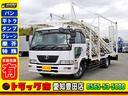 UDトラックス/コンドル 積載車 増トン 3台積 ベット ETC 5.2t 6MT