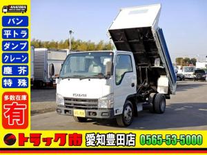 いすゞ エルフトラック 強化ダンプ フルフラットロー ETC 2t 小型 5MT 強化ダンプ フルフラットロー ETC 2t 小型 5MT