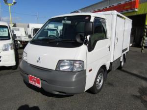 三菱 デリカトラック  低温冷凍車 -22℃設定 ETC 保証書 850kg AT
