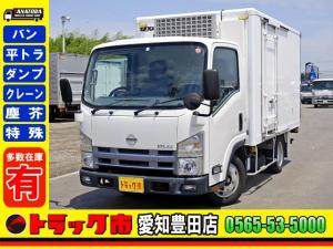 日産 アトラストラック  冷蔵冷凍車 -30℃設定 サイドドア スタンバイ 2t 3人乗 軽油 AT
