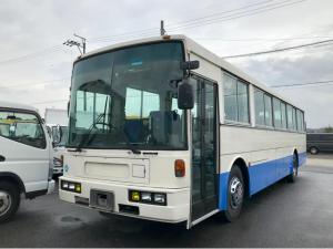 日産 UDスペースランナー 大型バス 57人乗り モケットシート