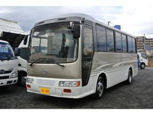 トヨタ コースターR 観光バス 25人乗り フルエアサス AT車 トランクルーム
