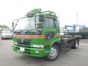 UDトラックス コンドル コンテナ専用車 9.5t 増トンワイド ゴトコン ベッド付き