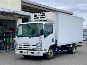 いすゞ エルフトラック 低温冷凍車 -30℃ ワイドロング 3t バックアイ AT車