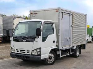 いすゞ エルフトラック  全低床 2トン パワーゲート付 アルミバン パネルバン ドライバン
