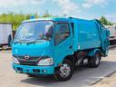 日野/デュトロ プレス式 パッカー車 塵芥車 富士車輌 容積4立米
