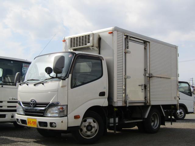 冷蔵冷凍車★冷凍バン★バックアイ★左電格ミラー 2時間で-19℃まで確認 お問い合わせは078-941-1933まで!