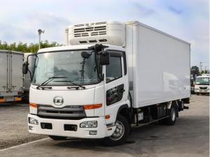 UDトラックス コンドル  低温冷凍車 3t パワーゲート付き -30℃設定 アルミシステムフロア