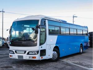 日産ディーゼル  47人乗り 観光バス ハイデッカー 11列シート 貫通トランク3本