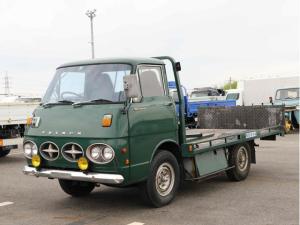 日産 クリッパートラック  旧車レトロ プリンスクリッパー 2t 平ボディー 積載車 5MT LPG仕様