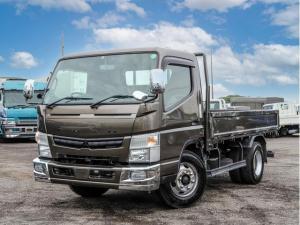 三菱ふそう キャンター  4.9t 増トン仕様 ワイド 平ボディ ショート セミロング 5MT 175馬力