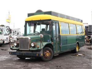 三菱ふそう ローザ  マイクロバス 車椅子リフト付き 20人乗り スーパーロング ボンネットバス 荷物棚付き バックアイ