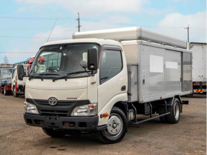 トヨタ ダイナトラック  3t ボトルカー AT 標準ロング ベンディングカー