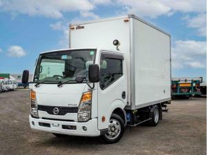 日産 アトラストラック  アルミバン 背高 1.5t 保冷バン 5MT バックアイ ETC