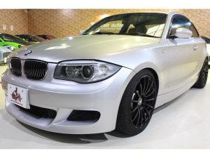 BMW 1シリーズ 135iクーペ Mスポーツ 正規ディーラー車 赤革シート 社外マフラー&アルミ 純正マルチ 社外レーダー