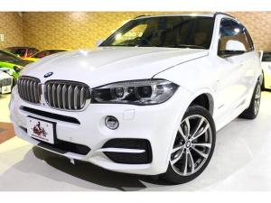 BMW X5 xDrive 35d Mスポーツ Mエアロダイナミクス・パッケージ パノラマガラスサンルーフ マルチファンクションMスポーツ レザーステアリングホイール スポーツ・シート(ダコタレザー)