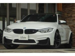 BMW M3 M3 カーボンルーフ 3L 直列6気筒Mツインパワーターボエンジン M DCTドライブロジック