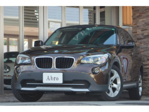 BMW X1 sDrive 18i 社外ナビ コンフォートアクセス ミラー一体型ETC HIDヘッド 純正アルミ