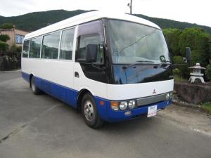 三菱ふそう ローザ 1オーナーNOX適合29人乗りマイクロバス自動ドア29人