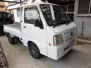 スバル サンバートラック ベースグレード 4WD PS AC