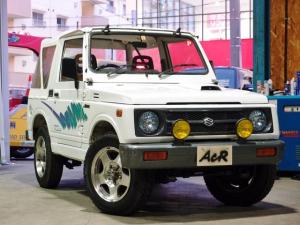 スズキ ジムニー CC幌 5速 JA11C 2型