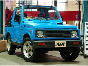 スズキ ジムニー CC 幌 5速 JA11C 1型 ワンオーナー