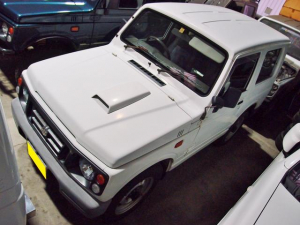 スズキ ジムニー HA 5速 JA12V 最終期2型