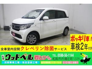 ホンダ N-WGN G ナビ CD DVD再生 スマートキー オートエアコン Goo保証1年・車検整備付