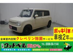 スズキ アルトラパン G 純正CD マニュアルエアコン スマートキー Goo保証1年・車検整備付