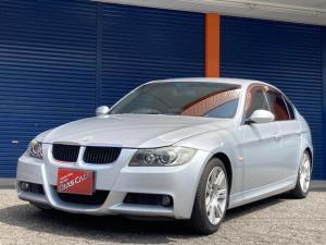 BMW 3シリーズ 320i Mスポーツパッケージ 社外SDナビTV バックカメラ ETC スマートキー HIDライト 電動シート 純正17AW