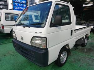 ホンダ アクティトラック SDX エアコン オートマ