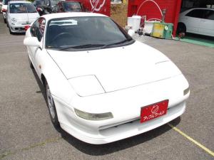 トヨタ MR2 GT-S 最終5型 ターボ 5MT 社外HDDナビ フルセグTV リアウイング