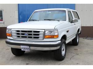 フォード ブロンコ XLT 4WD シート張替 ETC 1ナンバー バイパー