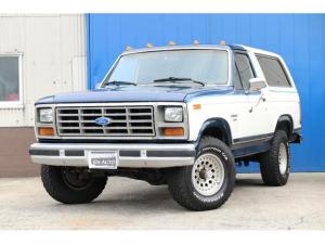 フォード ブロンコ XLT ホーリーキャブ 新車並行 BFグッドリッチ