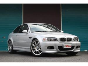 BMW M3 M3クーペ 左ハンドル 6速MT 黒革シート