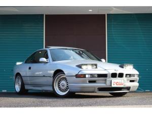 BMW 8シリーズ 840Ciリミテッド レザーシート サンルーフ ディーラー車 左ハンドル