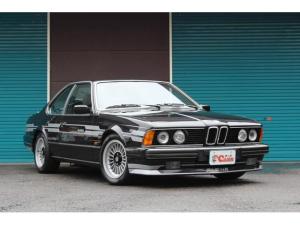 BMW 6シリーズ 635CSi 左H アルピナ仕様 ブラウンレザー