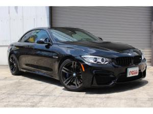 BMW M4  カブリオレ ブラウンレザー 左H