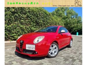 アルファロメオ ミト スプリント スペシャルエデション 限定車 ETC