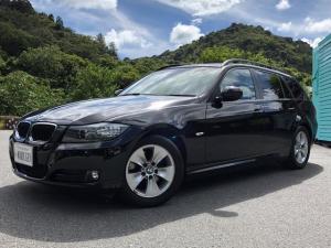 BMW 3シリーズ 320iツーリング スタイルエッセンス ワンオーナー 黒革シート イカリング コンフォートアクセス