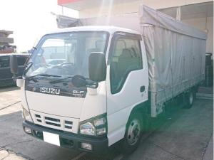 いすゞ エルフトラック 2t 幌