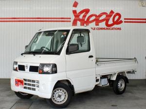 日産 クリッパートラック DX エアコン パワステ 5MT