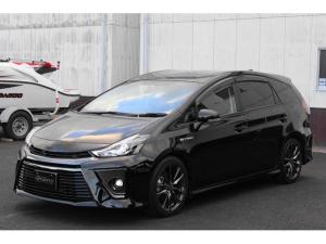 トヨタ プリウスアルファ Sツーリングセレクション・G's フルセグナビTV スマートキー アルミ LEDヘッドライト