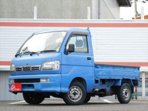 ダイハツ ハイゼットトラック  4WD 5速MT