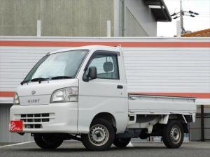 ダイハツ ハイゼットトラック エアコン・パワステ スペシャル ワンオーナー 5速MT ETC スペアキー有り