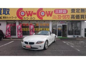 BMW Z4 2.2i 2.2i(2名) オープン 社外ナビ キーレス